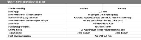 J275-F-mantar-bariyer-teknik-ozellikler