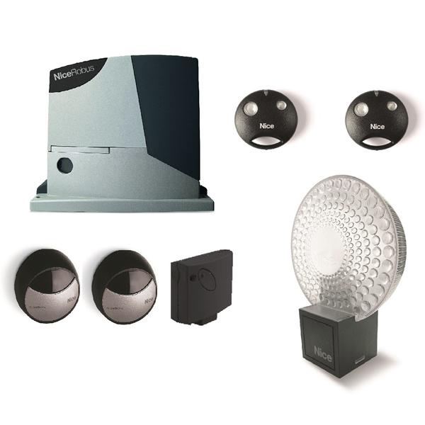 nice robus 400 yana kayar kap motoru ekopark otomasyon. Black Bedroom Furniture Sets. Home Design Ideas